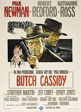 Image result for butch cassidy poster amazon