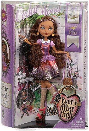 Ever After High Cedar Wood Doll ()