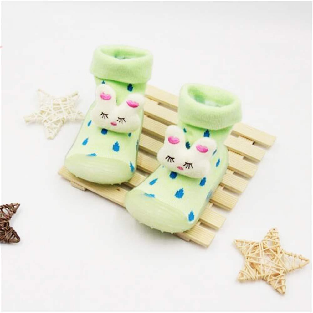 Baby Socks Soft Bottom Non-Slip Floor Rubber Soles Kids Socks