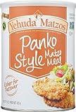 Yehuda Matzo Meal Panko Style 16.0 OZ (Pack of 12)