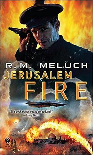Book Jerusalem Fire