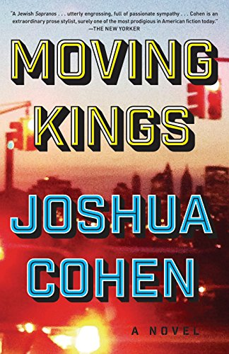 Image of Moving Kings: A Novel
