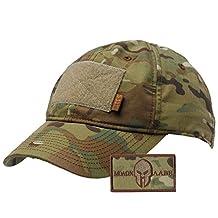 5.11 Flag Bearer Cap Bundle (Molon Labe Patch + Hat)