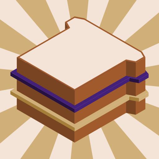 PBJ : The Sandwich (Peanut Tower)