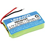LENMAR CBZ301PC Replacement Battery for Plantronic CS70 – Retail Packaging – Green, Office Central
