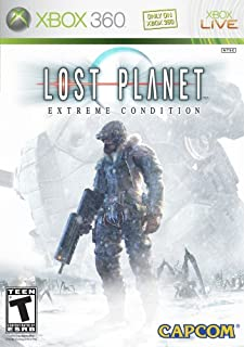 Lost Planet: Extreme Condition - Xbox 360 by Artist Not Provided (B000G75AXY) | Amazon price tracker / tracking, Amazon price history charts, Amazon price watches, Amazon price drop alerts