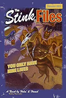 Amazon stink files dossier 001 the postman always brings mice stink files dossier 003 you only have nine lives the fandeluxe Image collections