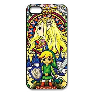 Legend of Zelda Case Cover Fashion Hard Shell Protector for iPhone 5 by ruishername