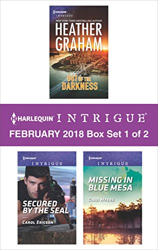 Harlequin Intrigue February 2018 - Box Set 1 of 2: An Anthology -