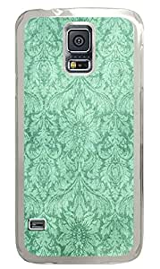 Samsung Galaxy S5 Cases & Covers - Vintage PC Custom Soft Case Cover Protector for Samsung Galaxy S5 - Transparent