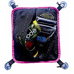 SUP-Now Paddleboard Deck Bag with Waterproof Insert (Pink Trim)