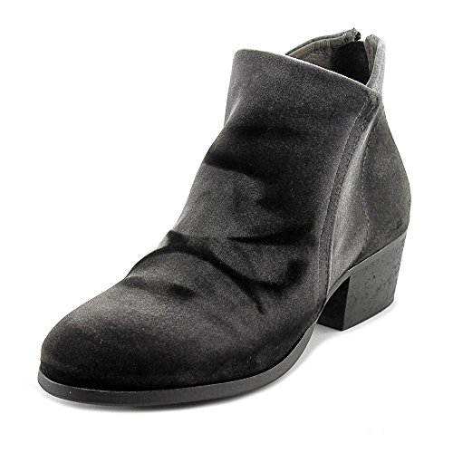 H By Hudson Women's Apisi Boot, Grey Velvet, 7 M US / 38 EU