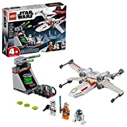 LEGO Star Wars X-Wing Starfighter Trench Run 75235 4+ Building Kit , New 2019 (132 Pieces)