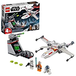 LEGO Star Wars X-Wing Starfighter Trench...