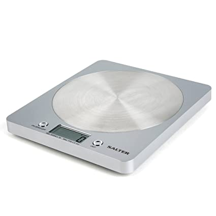 salter digital kitchen weighing scales slim design electronic rh amazon co uk
