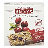 Taste of Nature Organic Family Pack-Quebec Cranberry Carnival, 5/32G