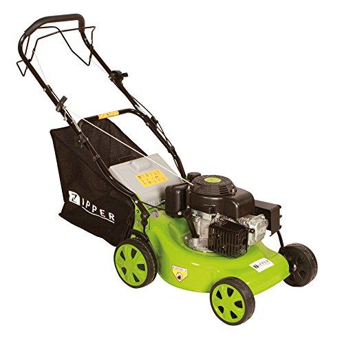 Benzin-Rasenmäher 2,6 kW / Schnittbreite 400 mm / Schnitthöhe 50-100 mm
