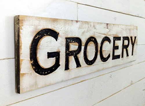 Grocery Sign - 40