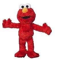 SESAME STREET Playskool Friends Elmo Mini Plush