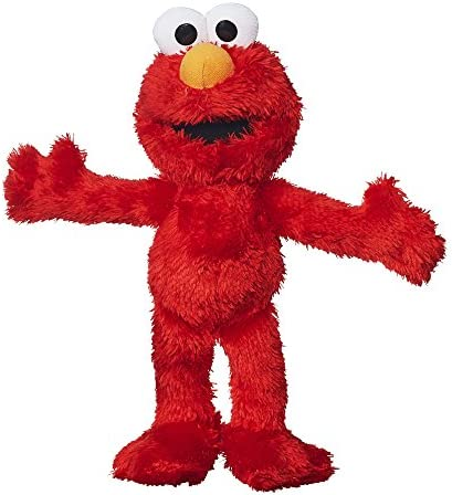 """Sesame Street Mini Plush Elmo Doll: 10"""" Elmo Toy for Toddlers and Preschoolers, Toy for 1 Year Old and Up"""