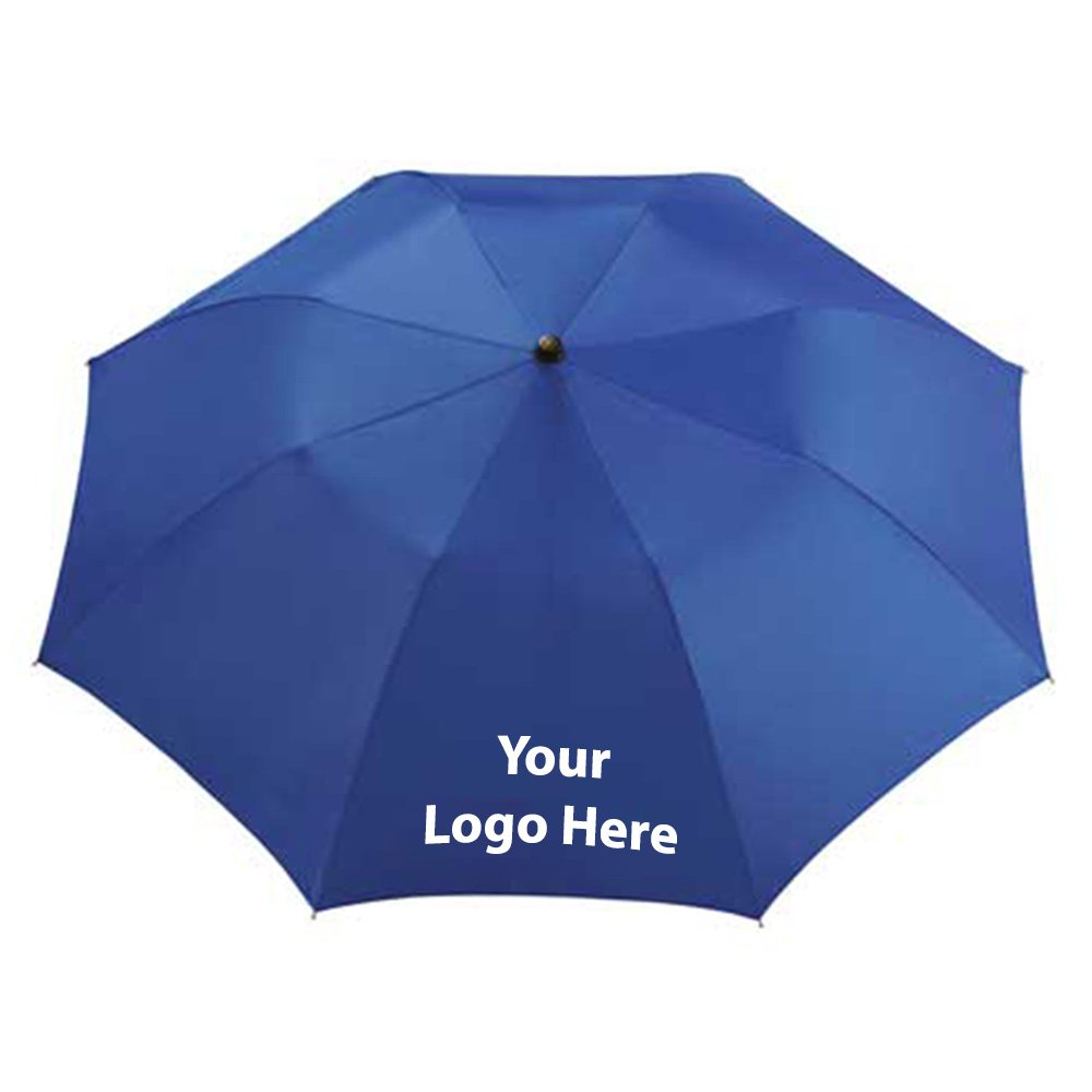Seattle 36'' Folding Auto Umbrella - 50 Quantity - $6.35 Each - PROMOTIONAL PRODUCT / BULK / BRANDED with YOUR LOGO / CUSTOMIZED by Sunrise Identity