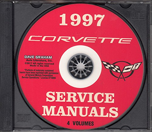 Download 1997 CORVETTE WORKSHOP REPAIR & SERVICE MANUAL CD - ALL MODELS PDF
