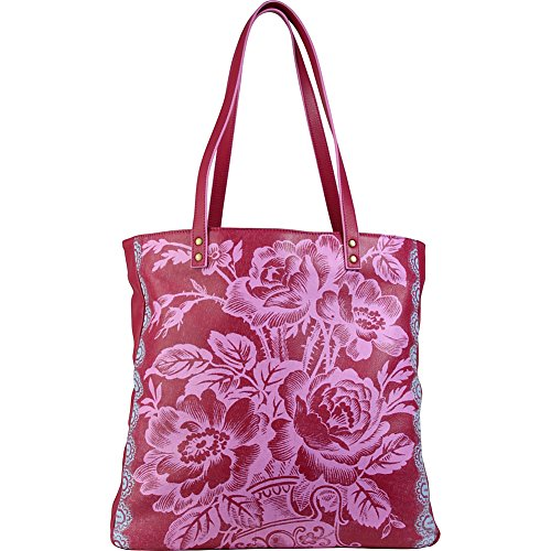 amy-butler-for-kalencom-alissa-tote-cabbage-rose-raspberry