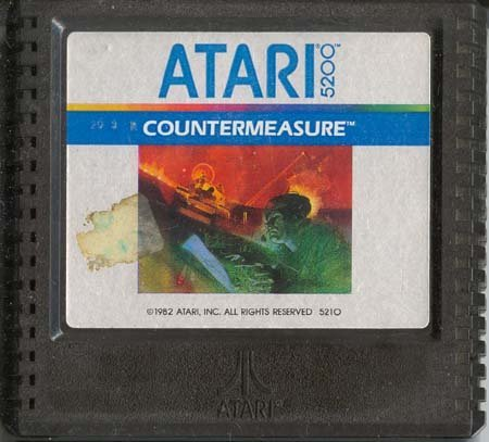 Countermeasure by Atari (Image #1)