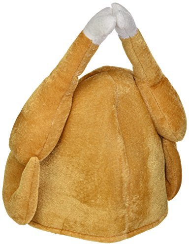 Plush Roasted Turkey Hat