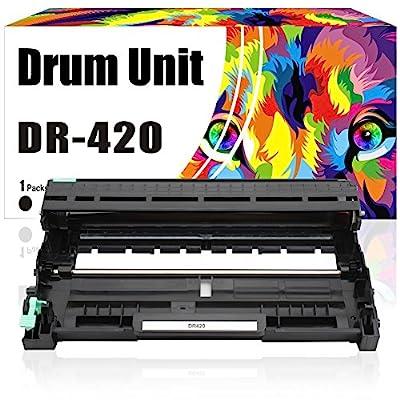 Drum Unit DR-420 Compatible for Brother MFC 7860dw 7360n Drum 2270dw HL-2270dw MFC-7860dw DCP-7065dn HL-2240 HL-2280dw HL2220 HL2270dw MFC7860dw HL2240 DCP 7060d Drum Unit Black