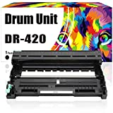 brother 2240 drum - Drum Unit DR-420 Compatible for Brother MFC 7860dw 7360n Drum 2270dw HL-2270dw MFC-7860dw DCP-7065dn HL-2240 HL-2280dw HL2220 HL2270dw MFC7860dw HL2240 DCP 7060d Drum Unit Black