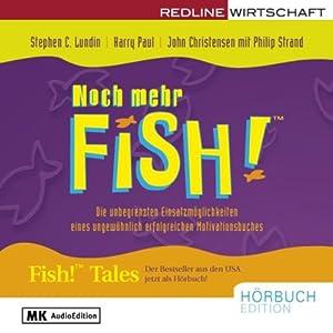 Noch mehr Fish! Hörbuch