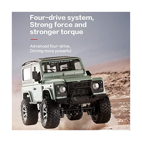 Goolsky FY003A 1/16 Fuoristrada Fuoristrada RC Auto RC Desert Buggy Truck 2.4GHz 4WD Telecomando ad Alta velocit¨¤ RTR… 7 spesavip