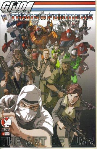 Download G.I. Joe vs. Transformers - The Art of War #5 (Devil's Due Publishing) pdf