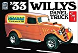 AMT879 AMT - 1933 Willys Panel Truck Skill Level by B2B Replicas
