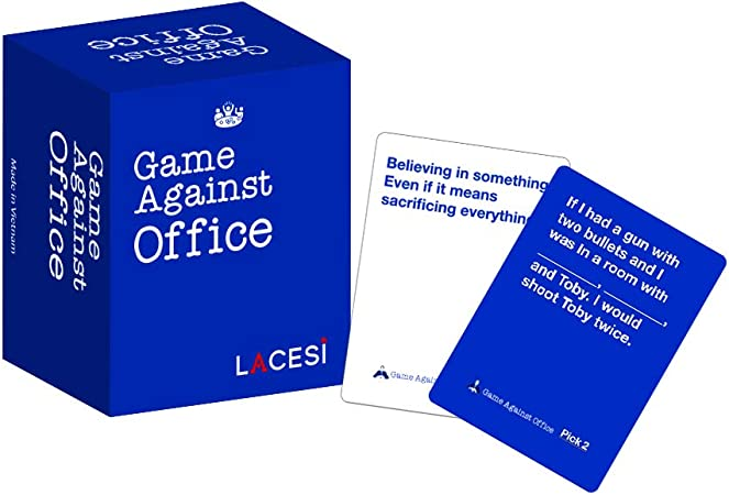 Game Against Office Original and Expansion – Party Game (Original)