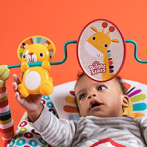 عروض Bright Starts Playful Pinwheels Bouncer