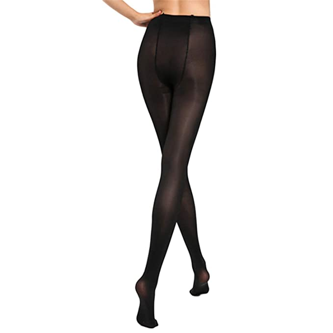 3fc0a584efba5 Super Elastic Magical Stockings New Women Seamless Sexy Black Thin Pantyhose  Ladies Tights at Amazon Women's Clothing store: