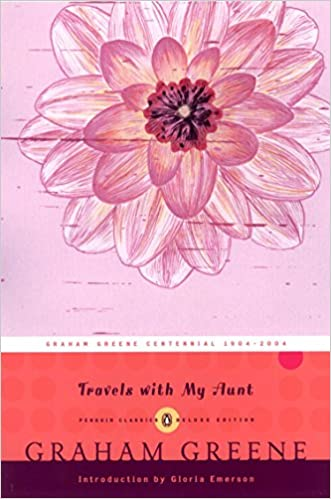 Travels With My Aunt Book