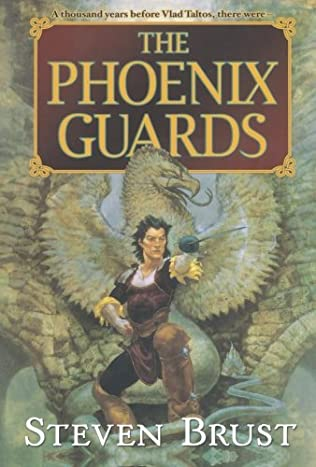 book cover of The Phoenix Guards