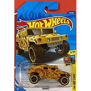 Hot Wheels Humvee 161/250 Exclusive...