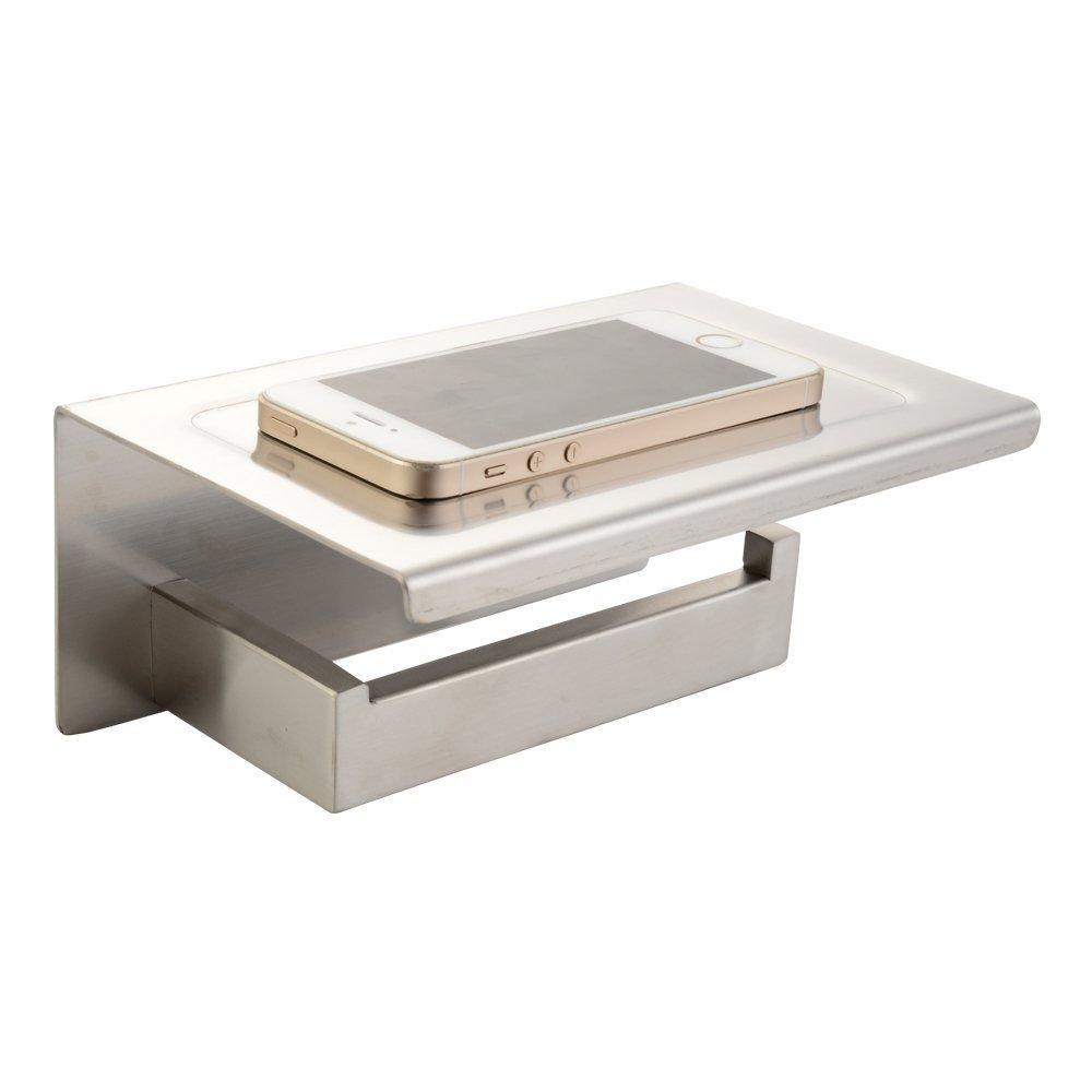 Toilet Paper Holder Stainless Steel Bathroom Toilet Paper