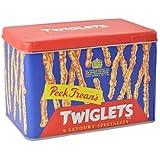 Twiglets Metal Storage Tin - Peek Freans Vintage Design