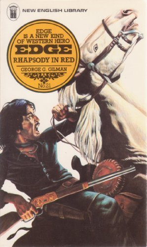 book cover of Rhapsody in Red
