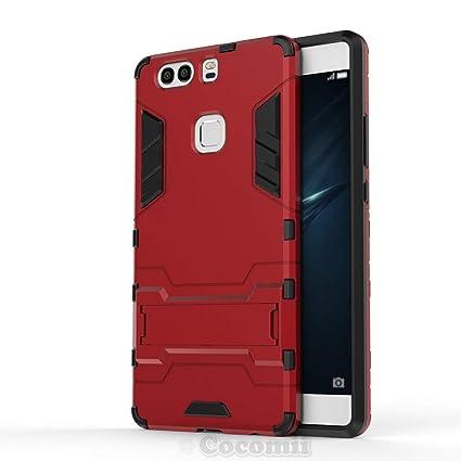 Amazon.com: Huawei P9 Plus Caso, Cocomii Iron Man Armor ...