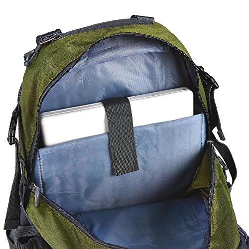 Franky RS Rucksack mit Laptopfach 48 cm blau/grau LsgSy4EKe