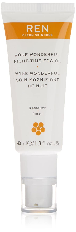 Ren Clean Skincare wake wonderful night-time facial, 40ml PerfumeWorldWide Inc. U-SC-3690 28004042