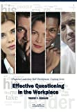 img - for Effective Questioning in the Workplace: Pinpoint Leadership Skill Development Training Series book / textbook / text book