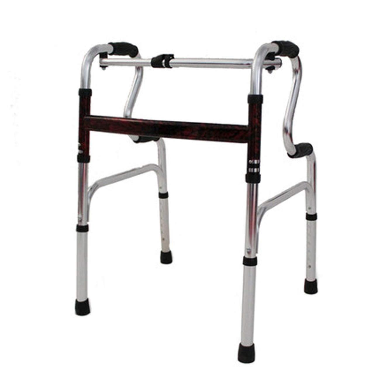 今年も話題の 高齢者の歩行器 (色、アルミニウム合金の歩行器、古いfour-leggedアルミニウム合金歩行者の折り畳み式歩行器、マルチスタイルのオプション (色 : Red, Red, : 設計 : A) A Red B07L76GC7C, ヤススポーツ:15753576 --- a0267596.xsph.ru
