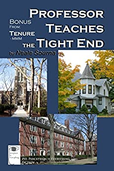 Professor Teaches the Tight End (MMM) (English Edition) por [Sourna, Neale]